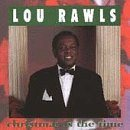 LOU RAWLS Christmas is the Time album cover