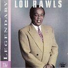 LOU RAWLS Legendary album cover