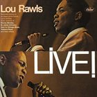 LOU RAWLS Live! album cover