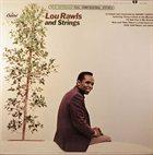LOU RAWLS Lou Rawls and Strings album cover