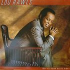 LOU RAWLS Love All Your Blues Away album cover
