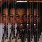LOU RAWLS Natural Man album cover