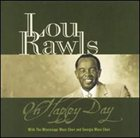 LOU RAWLS Oh Happy Day album cover