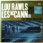 LOU RAWLS Stormy Monday album cover