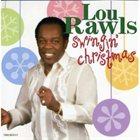 LOU RAWLS Swingin' Christmas album cover