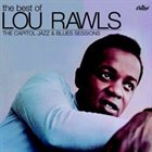 LOU RAWLS The Best of Lou Rawls: The Capitol Jazz & Blues Sessions album cover