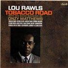 LOU RAWLS Tobacco Road album cover