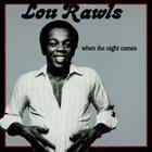 LOU RAWLS When the Night Comes album cover