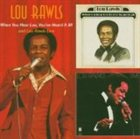 LOU RAWLS When You Hear Lou, You've Heard It All / Live album cover