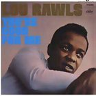 LOU RAWLS You're Good for Me album cover