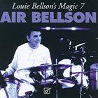LOUIE BELLSON Air Bellson album cover