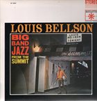 LOUIE BELLSON Big Band Jazz From The Summit (aka Big Band Jazz) album cover