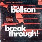 LOUIE BELLSON Breakthrough! album cover