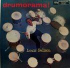 LOUIE BELLSON Drumorama! album cover
