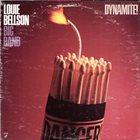 LOUIE BELLSON Dynamite album cover