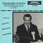 LOUIE BELLSON June 28-1959 at the Flamingo Hotel, Volume 1 (aka I'm Shooting High) album cover