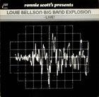 LOUIE BELLSON Live! album cover