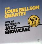 LOUIE BELLSON Live At Joe Segal's Jazz Showcase album cover