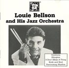LOUIE BELLSON Louie Bellson And His Jazz Orchestra album cover