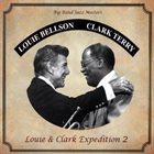 LOUIE BELLSON Louie Bellson , Clark Terry : Louie & Clark Expedition 2 album cover
