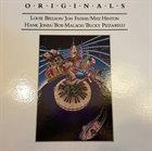LOUIE BELLSON Louie Bellson  / Jon Faddis / Milt Hinton / Hank Jones / Bob Malach / Bucky Pizzarelli : Originals album cover