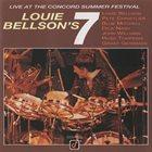 LOUIE BELLSON Louie Bellson's 7 - Live At The Concord Summer Festival album cover