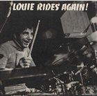 LOUIE BELLSON Louie Rides Again! (aka 150 MPH) album cover
