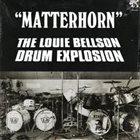 LOUIE BELLSON Matterhorn album cover