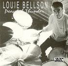 LOUIE BELLSON Peaceful Thunder album cover
