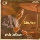 LOUIE BELLSON Skin Deep album cover