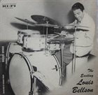LOUIE BELLSON The Exciting Mr. Bellson (And His Big Band) album cover