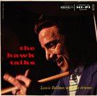 LOUIE BELLSON The Hawk Talks album cover