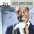 LOUIS ARMSTRONG 20th Century Masters: The Millennium Collection: The Best of Louis Armstrong album cover