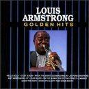 LOUIS ARMSTRONG Golden Hits album cover