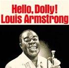LOUIS ARMSTRONG Hello, Dolly Album Cover