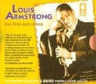 LOUIS ARMSTRONG Hot Fives & Sevens, Volume 4 album cover