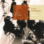 LOUIS ARMSTRONG Jazz in Paris: Louis Armstrong and Friends album cover