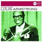 LOUIS ARMSTRONG Let's Fall in Love album cover