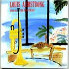 LOUIS ARMSTRONG Live on the Cote d'Azur album cover