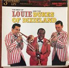 LOUIS ARMSTRONG Louie And The Dukes Of Dixieland album cover
