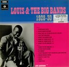 LOUIS ARMSTRONG Louis & The Big Bands: 1928-30 album cover