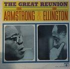 LOUIS ARMSTRONG Louis Armstrong & Duke Ellington : The Great Reunion album cover