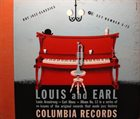 LOUIS ARMSTRONG Louis Armstrong And Earl Hines : Louis And Earl album cover