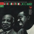 LOUIS ARMSTRONG Louis Armstrong Plays W.C. Handy Album Cover
