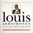 LOUIS ARMSTRONG Louis Armstrong's All Time Greatest Hits album cover