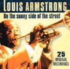 LOUIS ARMSTRONG On the Sunny Side of the Street album cover