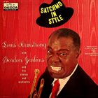 LOUIS ARMSTRONG Satchmo In Style album cover