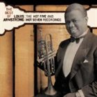 LOUIS ARMSTRONG The Best of the Hot Five & Hot Seven Recordings album cover