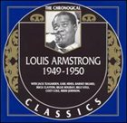 LOUIS ARMSTRONG The Chronological Classics: Louis Armstrong 1949-1950 album cover