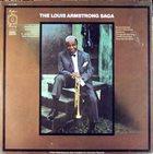 LOUIS ARMSTRONG The Louis Armstrong Saga album cover